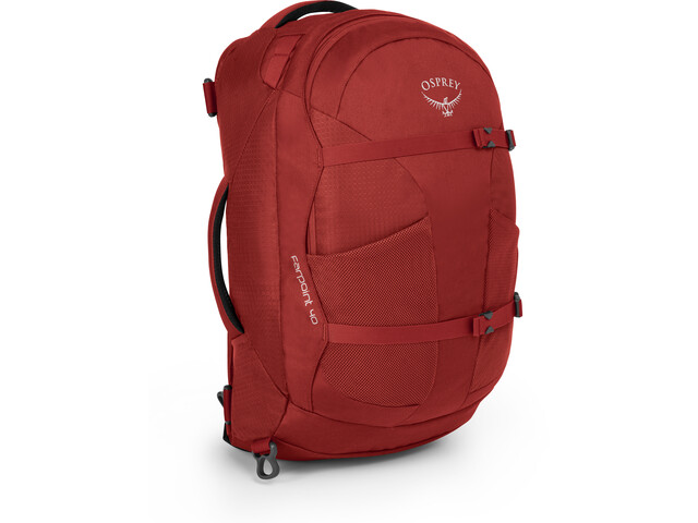 Osprey Farpoint 40 Backpack S/M, jasper red